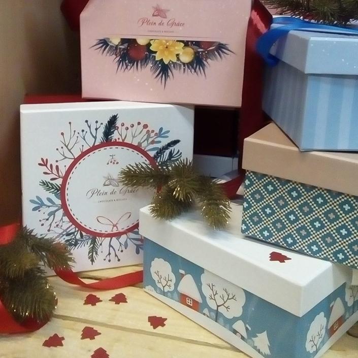 Подарочные коробки минск