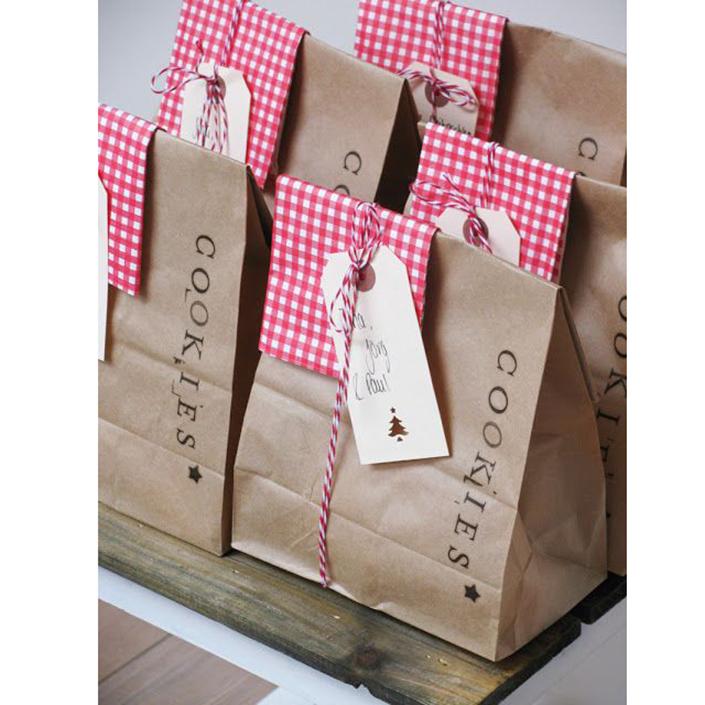 Пакеты крафт для кафе и ресторанов
