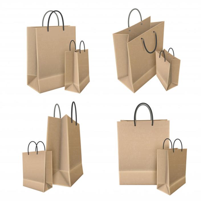 пакеты из крафтовой бумаги минск