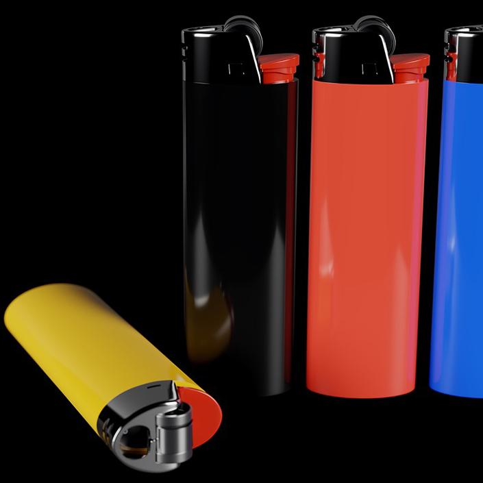 зажигалки с логотипом